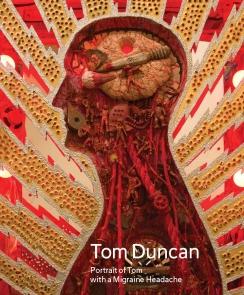 Tom Duncan: Portrait of Tom with a Migraine Headache