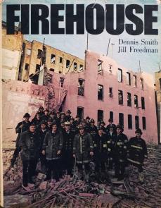 Firehouse by Jill Freedman