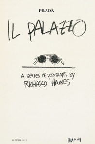 Book cover by Richard Haines