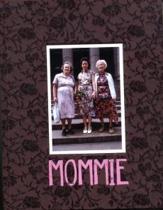 Mommie book cover by Arlene Gottfried