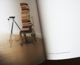 EVE K. TREMBLAY IN THE CATALOGUE MOMENTUM 7