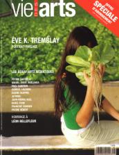EVE K. TREMBLAY IN VIE DES ARTS