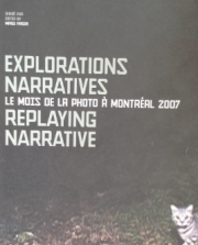 EVE K. TREMBLAY DANS LE CATALOGUE EXPLORATION NARRATIVES/REPLAYING NARRATIVE