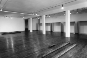Donald Judd / Richard Serra