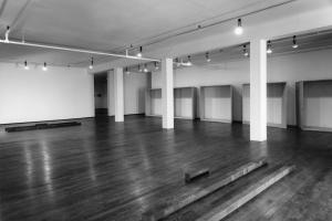 Donald Judd / Richard Serra