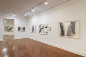 Robert Morris: Labyrinth and Blind Time Drawings