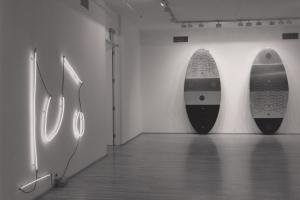Bruce Nauman, Richard Serra, Keith Sonnier