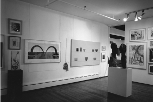 Cunningham Dance Foundation Benefit Art Sale