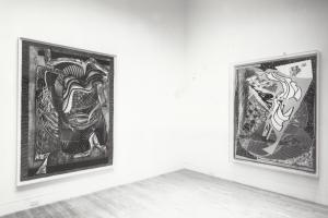 Frank Stella, James Rosenquist