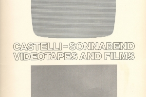 Castelli / Sonnabend Videotapes and Films