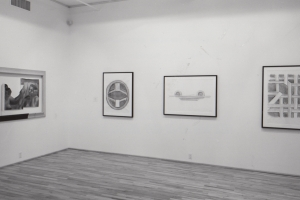 Group Drawings Exhibition