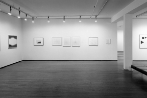 Numerals 1924 – 1977 (Exhibition organized by Rainer F. Crone)