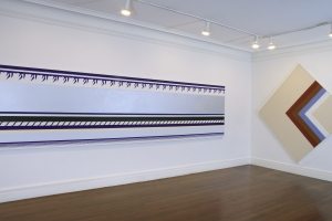 Donald Judd, Roy Lichtenstein, Kenneth Noland