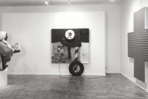 An Exhibition in Progress