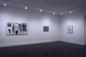The Wandering Eye: Works on Paper from the 60s and 70s