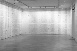Leo Castelli XXXV Anniversary Installation