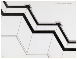 Robert Morris, In the Realm of the Carceral, 1978