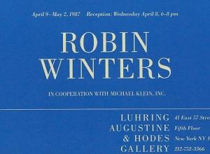 Robin Winters