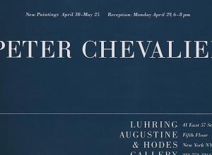 Peter Chevalier