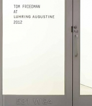 Tom Friedman at Luhring Augustine 2012
