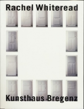 Rachel Whiteread, Walls, Doors, Floors and Stairs book, 2005
