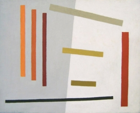 ALICE TRUMBULL MASON, Remembrance, 1962, oil on canvas, 16 x 20 in.