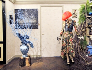 "Randall Stoltzfus: A Collaboration with Bergdorf Goodman ""The Enchanted Forest"""