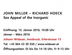 Richard Hoeck and John Miller