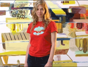 Macalester Today: Painter Lisa Sanditz's landscapes drawing attention