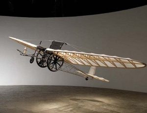 A wing and a chair: Paul Villinski's 'Air Chair' lands at C.W. Post