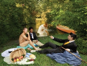 Photo Op: Epaul Julien And Elizabeth Kleinveld's Ode To Manet