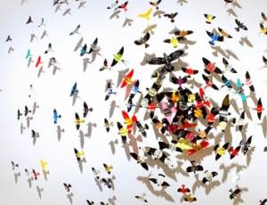 "Taubman Museum of Art presents Paul Villinski's ""Farther"""