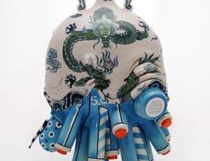 Ceramicists Dirk Staschke and Brendan Tang mould mesmerizing mashups