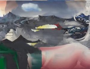 From Shangri-La to Hell: Elliott Green's 'Human Nature'