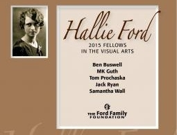 Samantha Wall named as a Hallie Ford Fellow in the Visual Arts