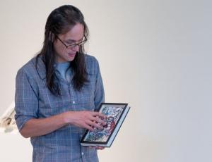 Artist Talks with James Allen and Amory Abbott