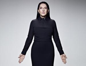 Performnce artist Marina Abramović: 'I was ready to die'
