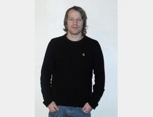 Øystein Dahlstrøm er Årets unge kunstner!