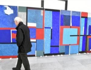 Gjenskaper kunstnerlivet i Trondheim på 60-tallet