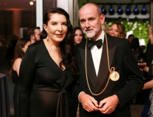 Marina Abramović and Thomas Heatherwick Honored at the Royal Academy  America 2017 Gala