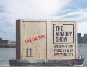 The Armory Show hits New York City