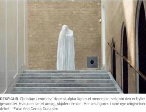 Ny Carlsberg Glyptotek får skænket dødsens amægtig skulptur