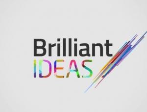 Artist Marina Abramovic on 'Brilliant Ideas