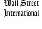 THE WALL STREET INTERNATIONAL - POURAN JINCHI: BLACK AND BLUE