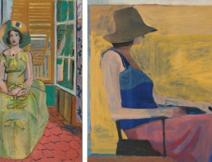 New BMA exhibit showcases Matisse paintings alongside works of one of his heirs, Diebenkorn