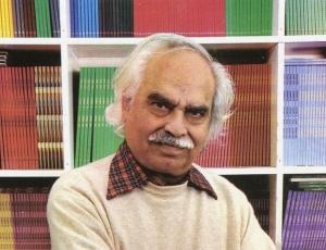 Rasheed Araeen at the Van Abbe Museum, Netherlands