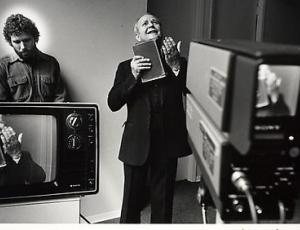 Duane Michals Lecture at Denver Art Museum