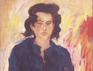 Jane Wilson and Mary Frank at Grey Art Gallery, New York, NY