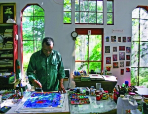 """David Driskell: Renewal and Reform, Selected Prints"" at CMCA"