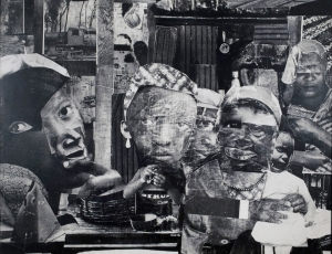 "DC Moore Gallery presents ""Romare Bearden: The 1960s"" at Art Basel Miami Beach 2016"